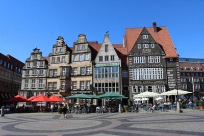 Sparkasse in Bremen finden