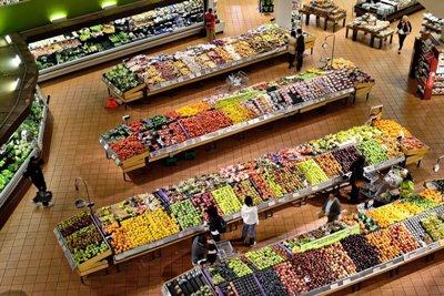 Supermarkt in der Nähe finden