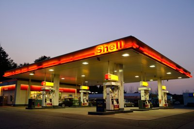 Tankstelle in der Nähe finden