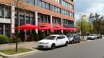Das Restaurant mit Parkgelegenheit, direkt vor der Tür