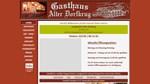 Gasthaus Alter Dorfkrug