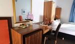 ein Zimmer im Hotel am Schlosspark