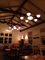 Gaststube im Fischrestaurant Seeblick