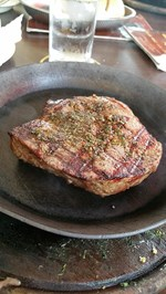 Steak 400 Gramm