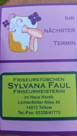 Friseursalon Sylvana Faul
