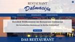 Restaurant Dalmacija Zehlendorf