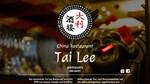 China Restaurant Tai-Lee