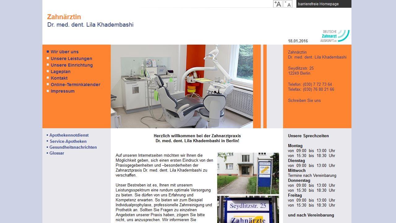 deutsche zahnarzt service