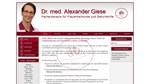 Dr. Alexander Giese
