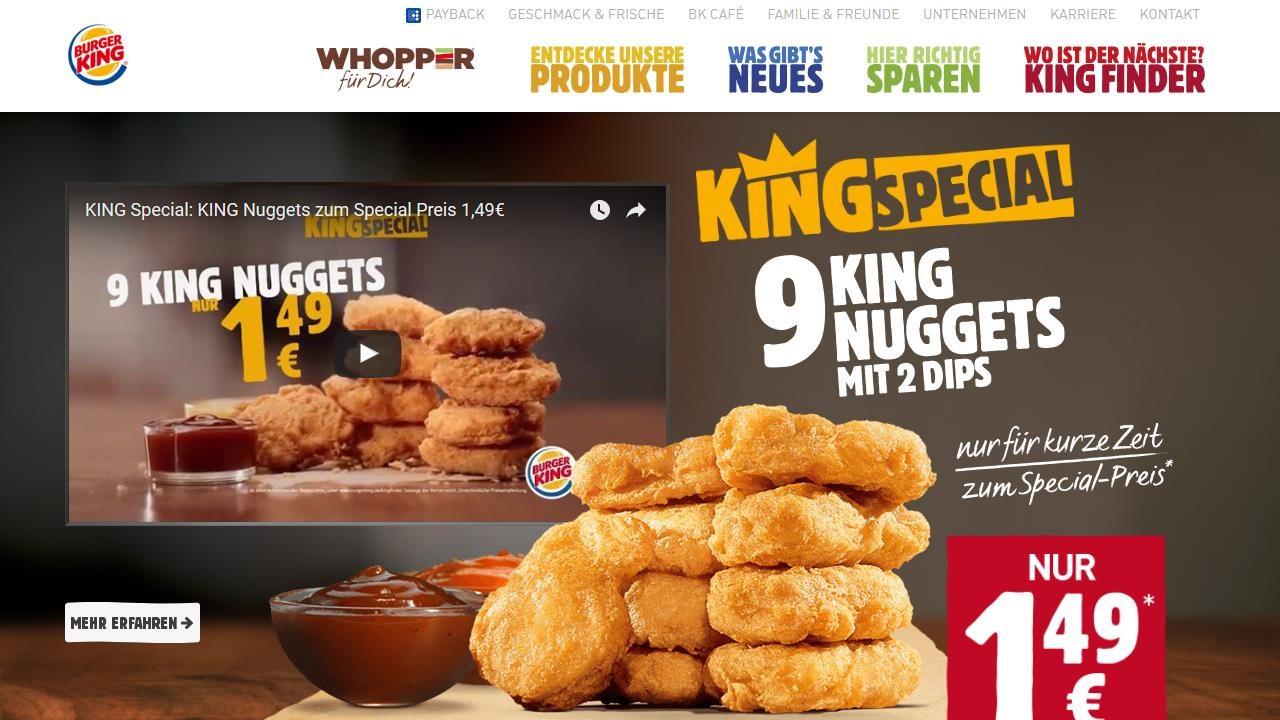 burger king babelsberg in potsdam babelsberg s d fast food wiwico. Black Bedroom Furniture Sets. Home Design Ideas
