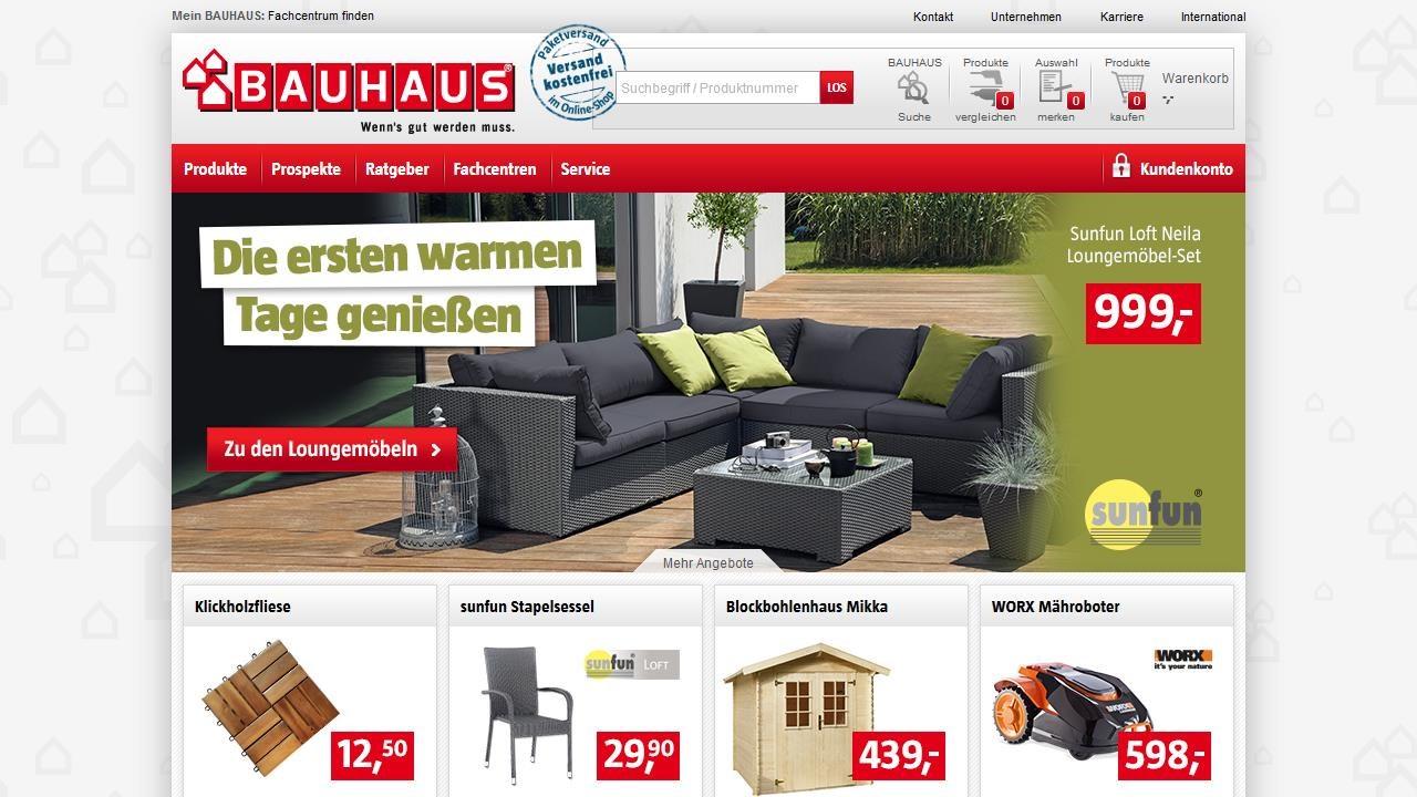 Bauhaus Würselen