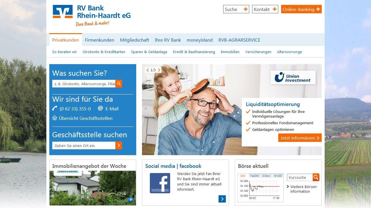Rv-Bank Rhein-Haardt